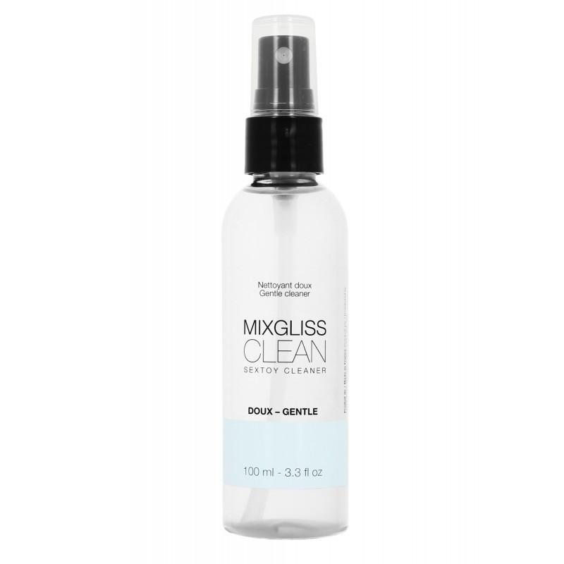 Mixgliss Clean - Sextoy Cleaner 100ML - les nuances du désir