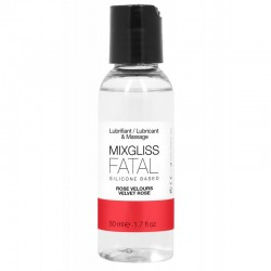 MIXGLISS SILICONE FATAL - ROSE VELOURS 50 ML
