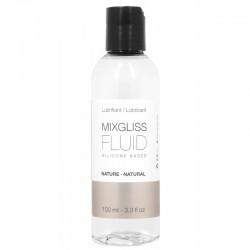 Mixgliss Fluid Nature Silicone 100ML - les nuances du désir