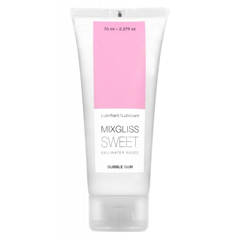 Mixgliss Eau - Swet Bubble Gum 70ML - les nuances du désir