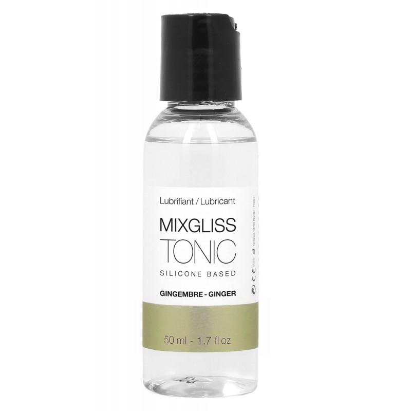 Mixgliss Silicone - Tonic Gingembre 50ML - les nuances du désir