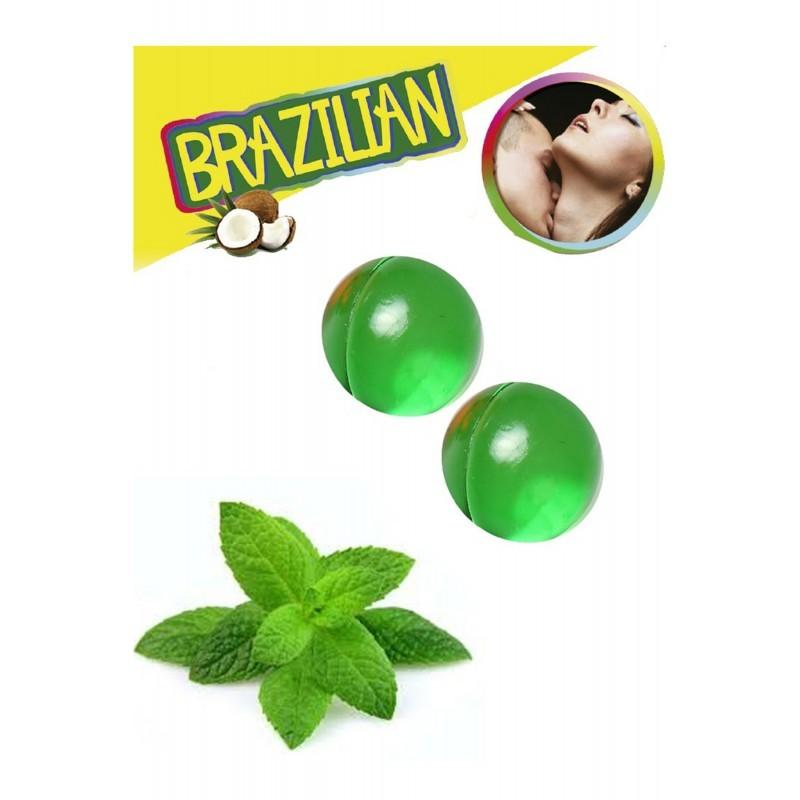 Brazilian balls mint 3385-8