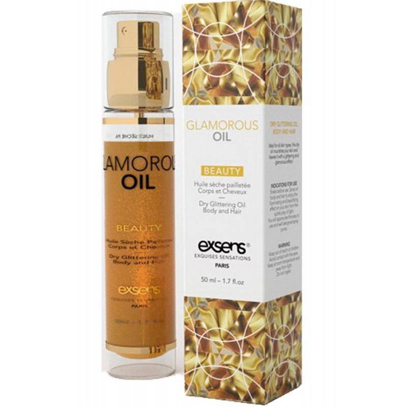 Glam oil 50ml - les nuances du désir