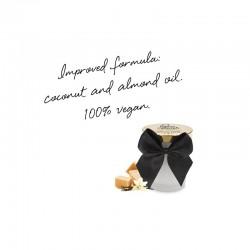 Bougie de massage embrassable - Caramel doux - les nuances du désir