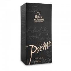 Poème - Caramel Beurre Salé - les nuances du désir