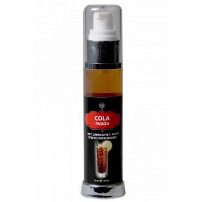 Lubrifiant effet chaud Coca Cola 50ml 3537 - les nuances du désir