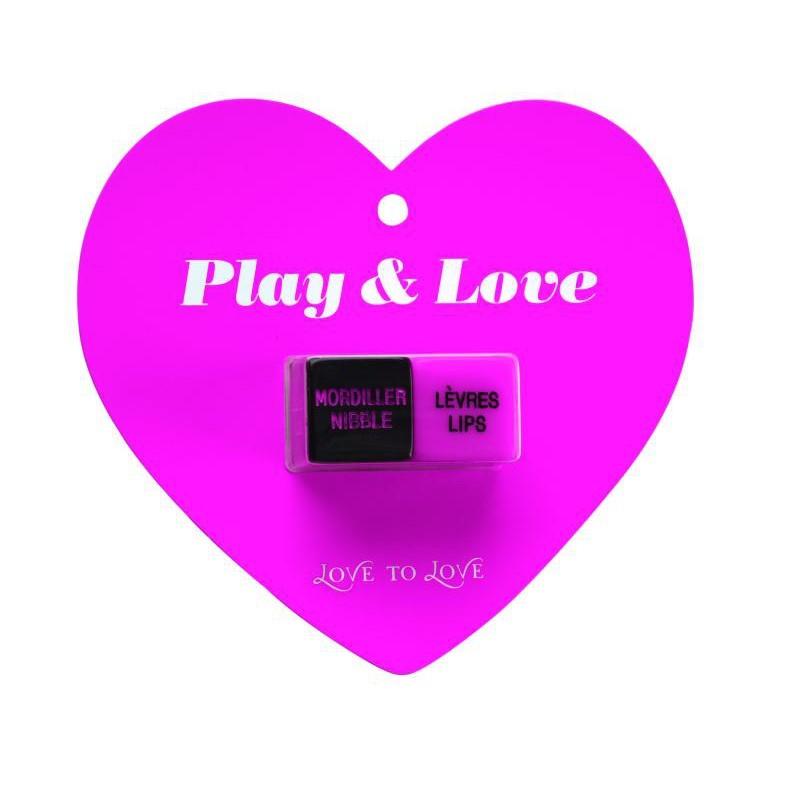 Play  love - DES - les nuances du désir