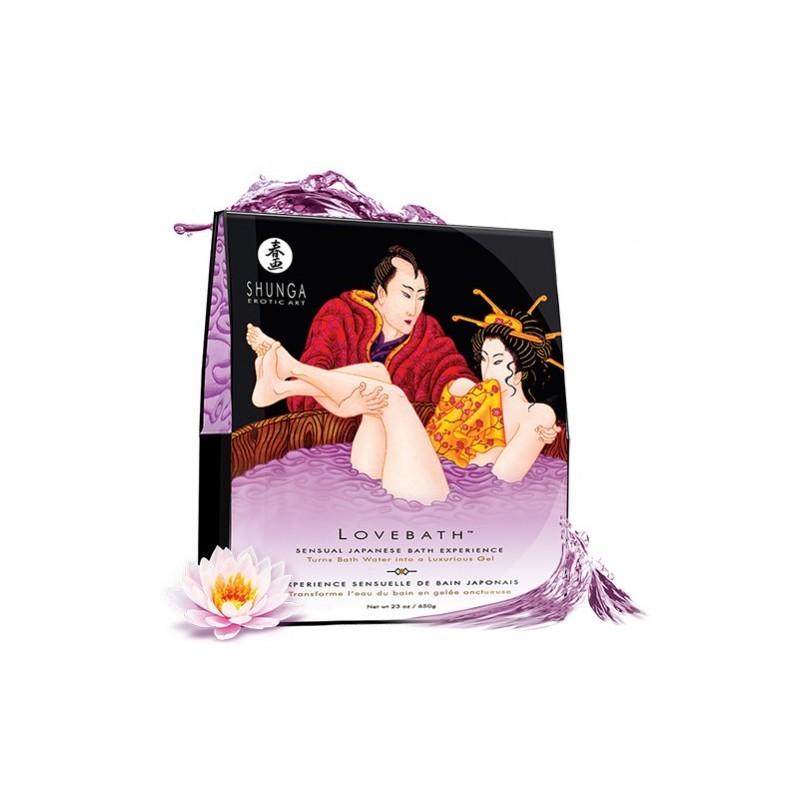 Lovebath sensual lotus