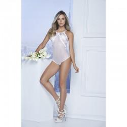 Body Style 7108 - Blanc - les nuances du désir
