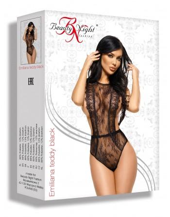 Emiliana body - Noir