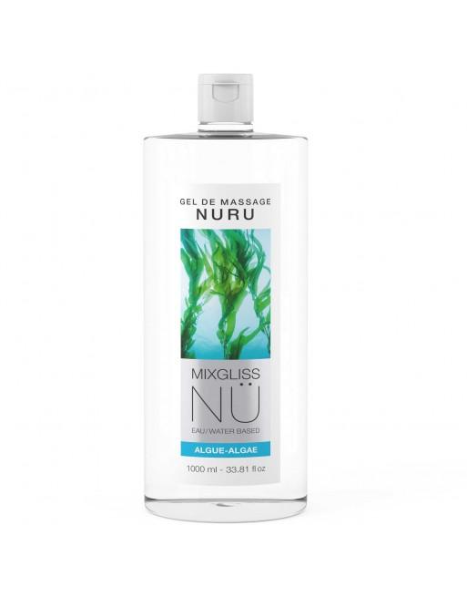 Mixgliss Gel de massage - NU Algue 1000 ml
