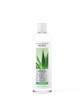 Mixgliss Gel de massage - NU Aloe Vera 250 ml