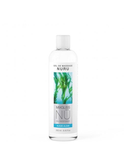 Mixgliss Gel de massage - NU Algue 250 ml