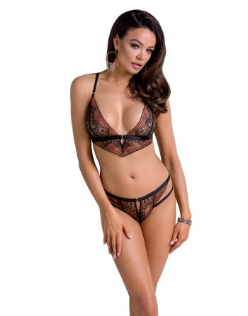 Mirella Ensemble 2 pcs - Noir