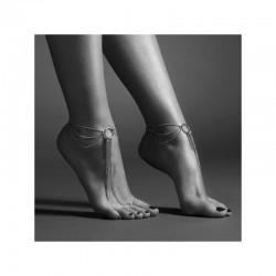 Magnifique - Chaine de pieds argent