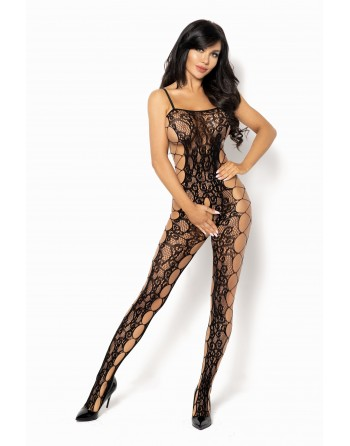 Portia Bodystocking - Noir