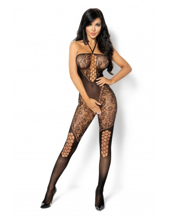 Rebecka Bodystocking - Noir