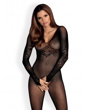 N120 Bodystocking - Noir