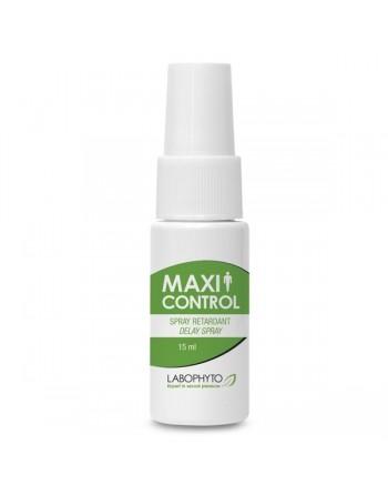 Spray retardant MaxiControl Homme - 15 ml - les nuances du désir