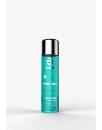 Huile de massage - Cassis Citron Vert - 60 ml - les nuances du désir
