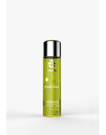 Huile de massage - Vanille Poire - 60 ml - les nuances du désir