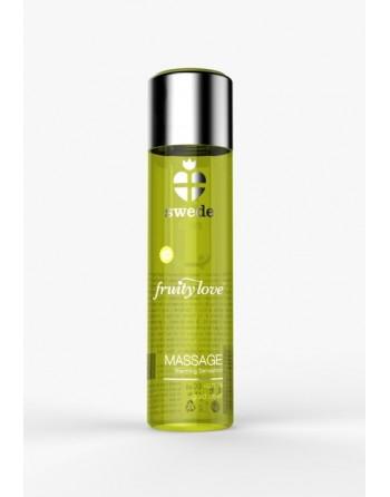 Huile de massage - Vanille Poire - 120 ml - les nuances du désir