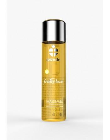 Huile de massage - Fruit tropical Miel - 120 ml - les nuances du désir