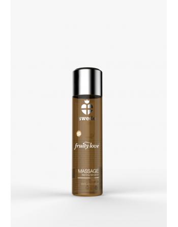 Huile de massage - Chocolat Noir Intense - 60 ml - les nuances du désir