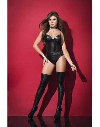 Body Style 2502 - Noir - les nuances du désir