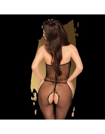 First lady Bodystocking - Noir - les nuances du désir