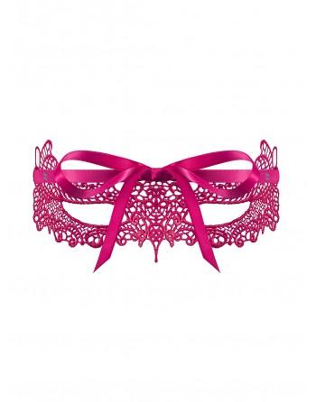 A701 Masque - Rose - les nuances du désir
