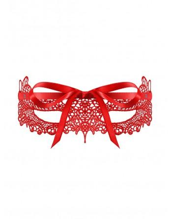 A701 Masque - Rouge - les nuances du désir