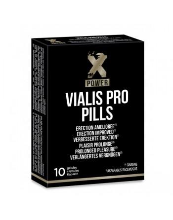 Vialis Pro pills - 10 gélules - les nuances du désir