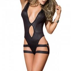 Bodysuit harness black 2500
