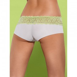 Lacea shorties  thong green color: green