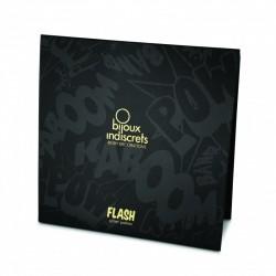 Cache-tétons Cœur Flash - dorés - les nuances du désir