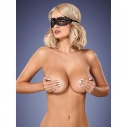A710 mask black - les nuances du désir
