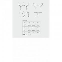 Catia garter belt