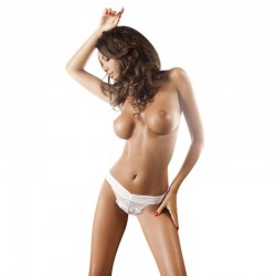 Aileen string White
